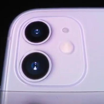 iPhone11のラベンダーカラー