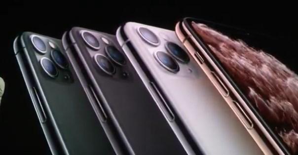 「iPhone11Pro(11プロ)」・「iPhone11ProMax(11プロマックス)」