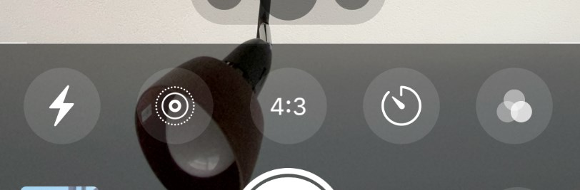 iPhone11Proカメラオプション