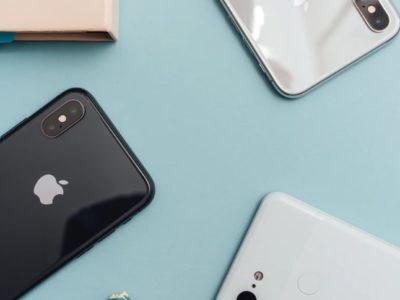 初めてスマホはiPhoneがおすすめの理由3つ