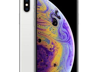 アップル Apple iPhone XS 64GB シルバー SIMフリー