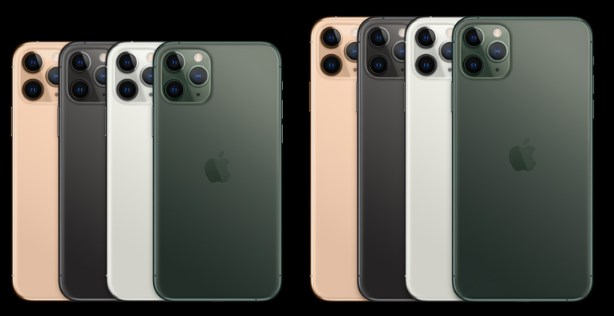 iPhone11Pro・ProMaxの色