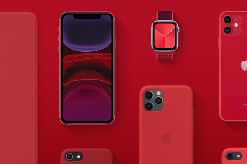 「プロダクトレッド(PRODUCT)RED.」のiPhone周辺アイテム