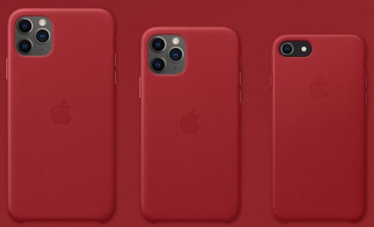 iPhoneのレザーケース・シリコンケース