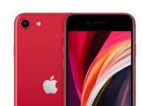 iPhoneSEに赤カラーはある