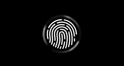 指紋認証が復活