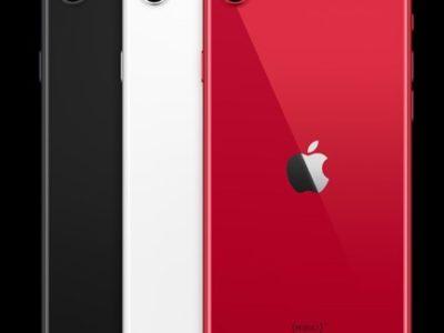 Apple Pay搭載の新型iPhoneSE