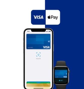 【Apple Pay】iPhoneでVisaタッチ決済をする使い方・始め方
