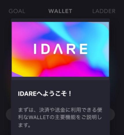 IDARE(イデア)カード